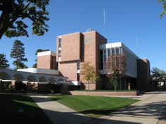 Swanson Academic Center at Alma College, Alma, Michigan