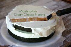 Green Velvet Cheesecake Cake 3