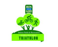Run for God - Dalton Parks Triathlon 2014