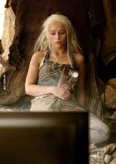How the Khaleesi learned her craft.