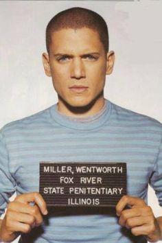 Wentworth Miller. Ultimate hotness.
