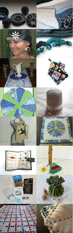 So she sews! That's Fantastic by Dawn Miller on Etsy--Pinned with TreasuryPin.com