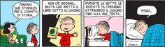 3 aprile 2015 Peanuts