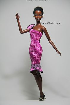 My repaint doll: Lupita | Flickr - Photo Sharing!