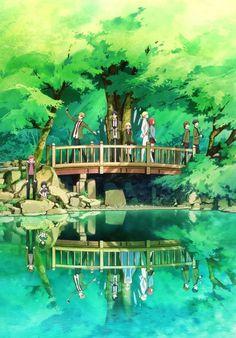 Tada-kun wa Koi wo Shinai Anime Visual