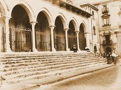Nicosia - Cattedrale San Nicolò invecchiata by sirjo_67, via Flickr  #InvasioniDigitali il 20 aprile alle ore 9.00 Invasore: Charlie La Motta #laculturasiamonoi #liberiamolacultura