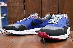 Nike Air Max 1 Hyperfuse QS - London | Sole Collector #solecollector #burnwilliams