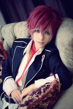 Ayato cosplay from Diabolik Lovers
