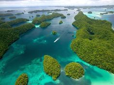 Palau Rock Islands: love to travel here one day!