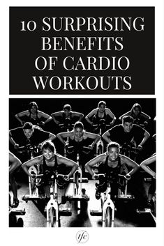 Why Cardio Is King: 10 Benefits of Cardio Workouts | Fitness Routine | The Flexible Chef |