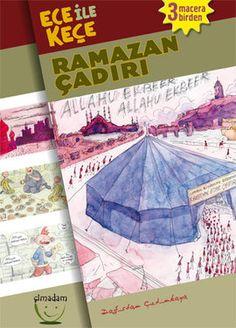 Ramadan library - ece ile kece   ramazan cadiri - dagistan cetinkaya