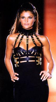 Helena for Versace, 1992/93