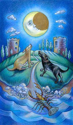 Published - Tarot Cards on Illustration Served