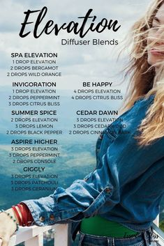 Elevation ~ Joyful Blend  | Diffuser Blends dōTERRA Essential Oils