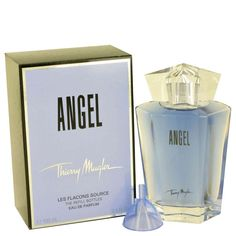 Angel perfume EDP 3.3 - 3.4 - 3.5 oz Refill by Thierry Mugler for Women NIB #ThierryMugler