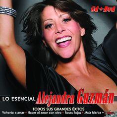 """""""Toda la Mitad"""" by Alejandra Guzman was added to my Seleccionada(s) playlist on Spotify"""