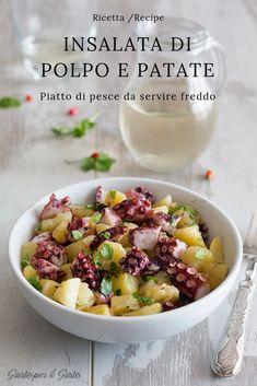 Cooking Recipes, Healthy Recipes, Antipasto, Mediterranean Diet, Creative Food, Italian Recipes, Seafood, Oatmeal, Good Food