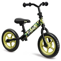 Buy Allek Balance Bike for Kids & Toddlers, No-Pedal Balance Bike for Kids Boys Girls- Perfect for Balance Training Your 18 Month to 6 years Old Child 6 Year Old Boy, Push Bikes, Oldest Child, Balance Bike, Kids Bike, Outdoor Toys, Bike Accessories, Old Boys, 6 Years