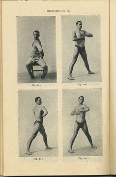 From 'Mijn systeem' - J.P. Muller, 1926
