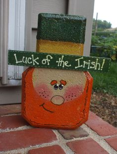 Luck of the Irish Brick