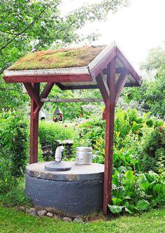 kuva Gazebo, Outdoor Structures, Garden, Beautiful, Home, Funny Ideas, Inspiration, Biblical Inspiration, Kiosk