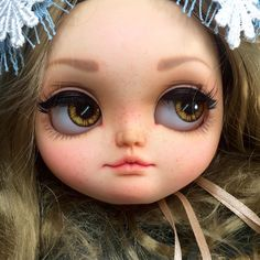 ☘️Her name is Gerda. ☘️Custom Icy Doll☘️ the last custom Icy Doll of 2016 available for adoption tomorrow at my Etsy.  #OOAK #Doll #OoakDoll #IcyDoll #IcyDollCustom #customDoll #NexbetDolls #Dolls #IcyDollOOAK #Icycustom #blythedoll #blythe #customblythe #blythelover #blythedolls #blythecustom
