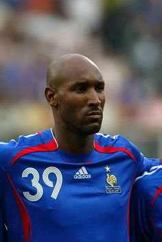 Nicolas Anelka France Pictures and Photos Nicolas Anelka, Stock Pictures, Stock Photos, Garra, Professional Football, Editorial News, Royalty Free Photos, In This Moment, Baseball Cards