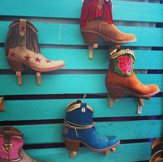 Las Dalias #Hippy #boots