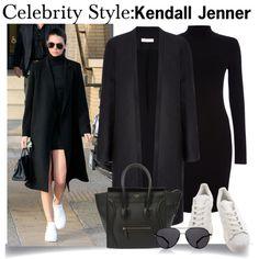 ShopUnder ---> Celebrity Fashion by xo-panda-xo on Polyvore featuring Phase Eight, adidas, Celine, The Row. Get your #Celine Micro Luggage at ShopUnder.com. #ShopUnder