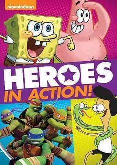 NICKELODEON:HEROES IN ACTION