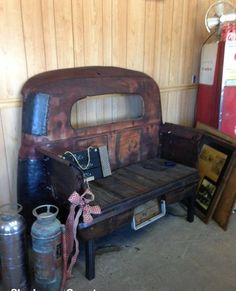 Chevy bench seat