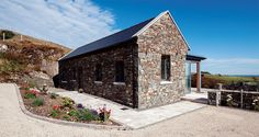 BarnHome Traditional Irish cottage looks to the future - passivehouseplus.ie Parental Control - TV R Cottage Style House Plans, Dream House Plans, Cottage Ideas, Bungalow Haus Design, Cottage Extension, Ireland Homes, House Ireland, Real Estate Buyers, Irish Cottage