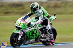 Álvaro Bautista, MotoGP Grand Prix van Nederland 2014, MotoGP