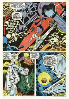 Fantastic Four #75 (Marvel Comics - June 1968) Writers: Jack Kirby (Plot) & Stan Lee (Script) Illustrators: Jack Kirby (Pencils) & Joe Sinnott (Inks)