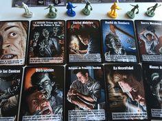 juego de mesa Zombies!!!