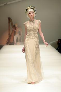 Kara - Gwendolynne's La Porte Enchantee Collection shown at Melbourne Spring Fashion Week 2013