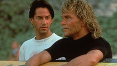 """""""It shows that women can direct anything – including ridiculous action movies where Keanu Reeves is a cop going undercover as a surfer to entrap Patrick Swayze."""" – kaitiem2"""