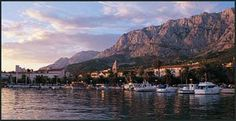 The Dalmatian Coast, Croatia.  There are no words for how stunning this expansive shoreline is.