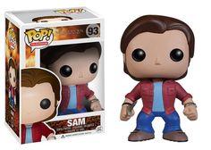 Funko POP! TV: Supernatural - Sam