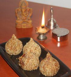 Dry Fruit & Nut Modak Recipe