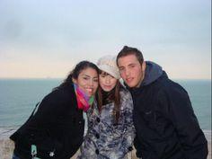 Ana Laura e Patricio..e sua irmã linda Lali.. Mariana Lali Esposito
