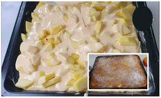 Príprava je mimoriadne jednoduchá, piškóta je taká jemná, že sa jednoducho roztopí v ústach! Uložte si recept na tento vynikajúci koláč! Sweet Recipes, Macaroni And Cheese, Cheesecake, Good Food, Food And Drink, Cooking Recipes, Ethnic Recipes, Basket, Pies