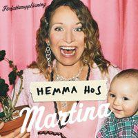 Hemma hos Martina - Martina Haag