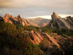 SUNSET ROCKS San Andreas Fault - Pacific Crest Trail - Wikipedia, the free encyclopedia