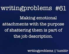 Writing Problems #61