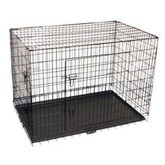Dog Kennel For XXL Dogs Large Breed Chain Link Outdoor Dog Run 6 x 10 x
