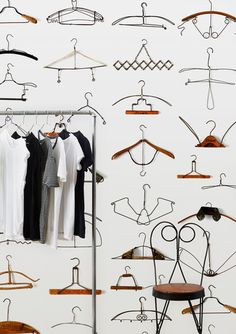 'DRO-02 Obsession Wallpaper by Daniel Rozensztroch. @2Modern'