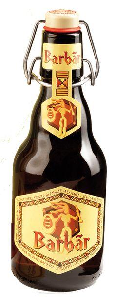 Barbar au miel fermeture mécanique - Autres bières belges - Bières belges - Bières et Cidres - 5411676100812 - Alloboissons