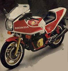 Honda cb 1100 r 1981