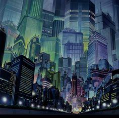 Akira. Directed by Katsuhiro Otomo. Created by Tatsunoko Production, TMS Entertainment.